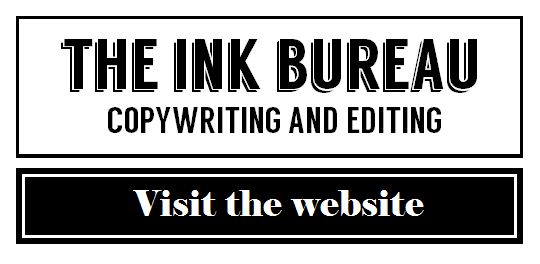 The Ink Bureau – copywriting and editing