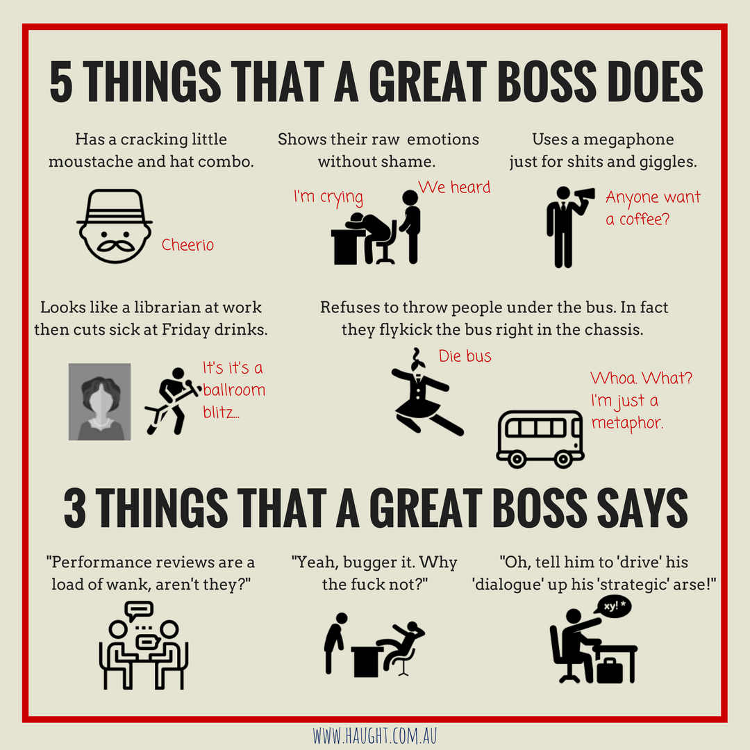 great bosses