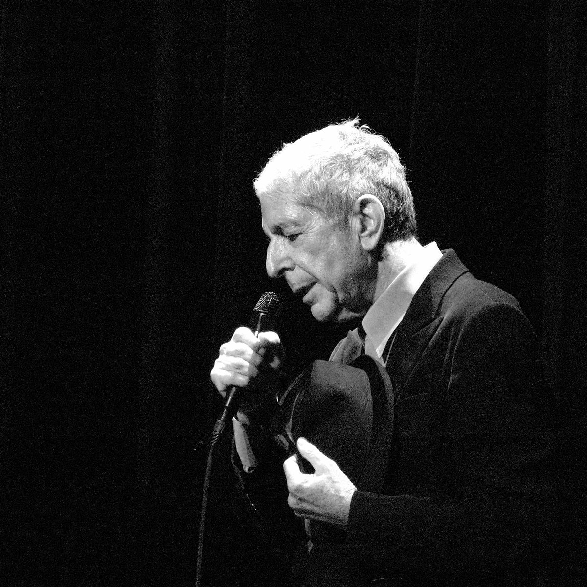 On Leonard Cohen