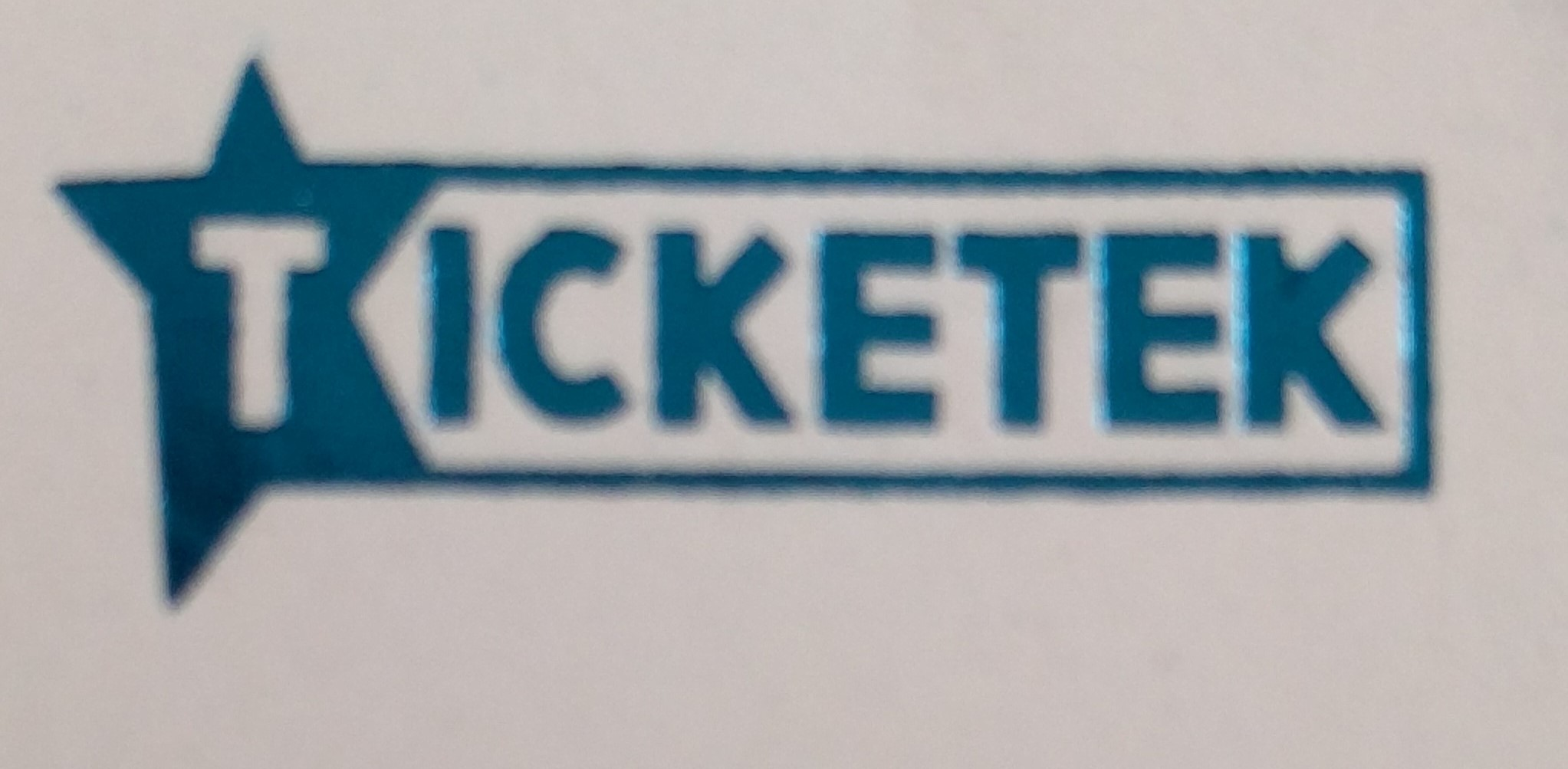 My email to Ticketek